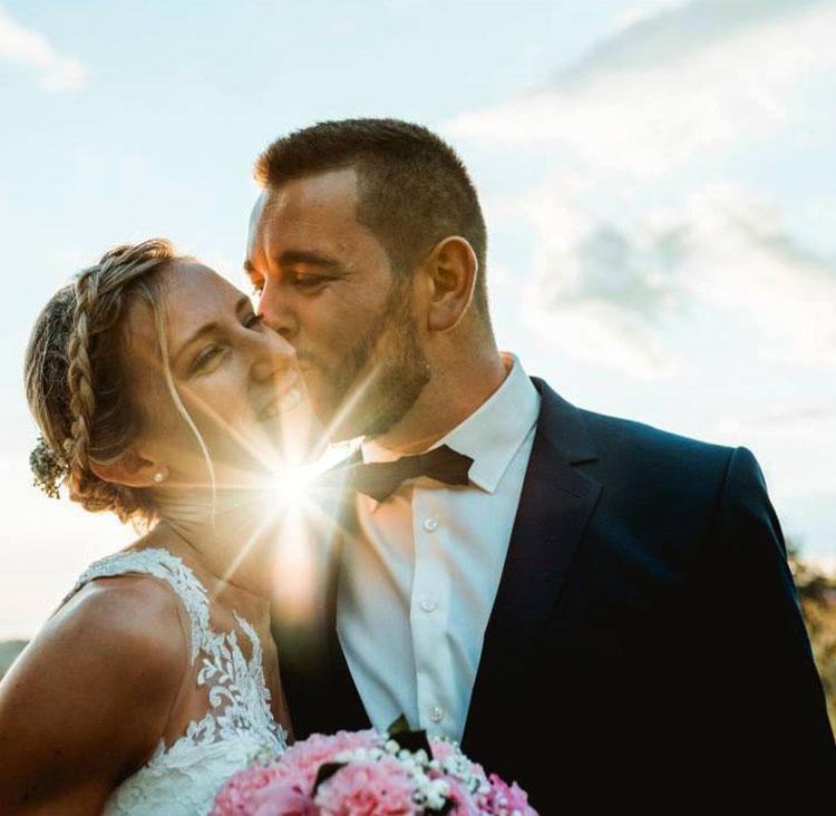 Costume de mariage pour Marine et Jean 02/09/17